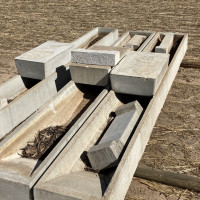Cement Troughs - Rob Mullay