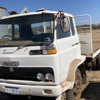 Isuzu Truck - Rob Mullay