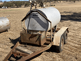 Mobile Fuel Tanker - Rob Mullay