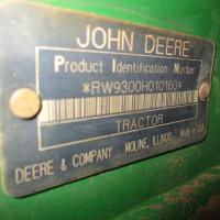 Lot 1 JD 9300