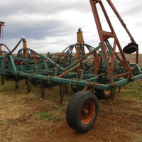 Lot 11 Jahnke Direct Drill Planter Chisel Plough